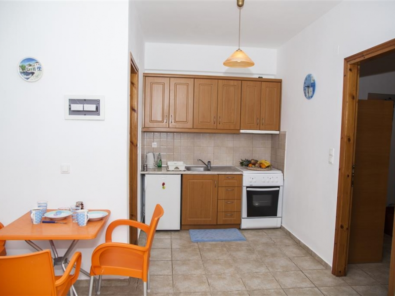 Apartment for 3 persons
